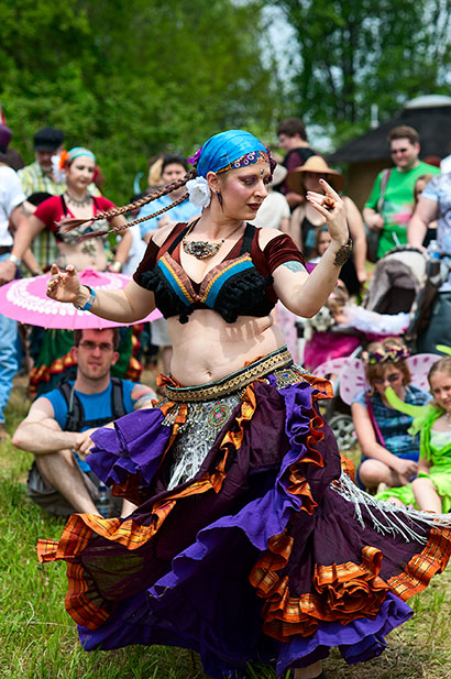 Without a doubt my favorite part of the festival were the belly dancers form from the Transcendence Tribal Bellydance Collective