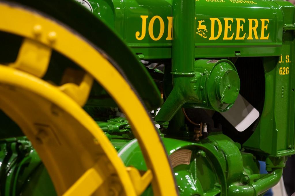 On display at the 97th Annual Pennsylvania Farm Show January 6, 2013