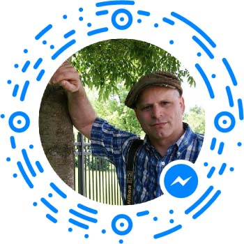 Facebook Messenger Code for Barry Kidd Photography