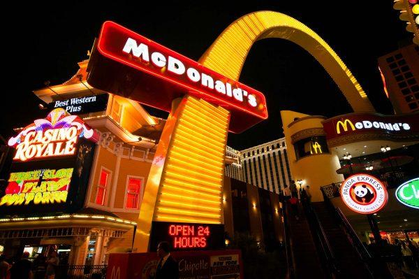 McDonald's Vas Legas