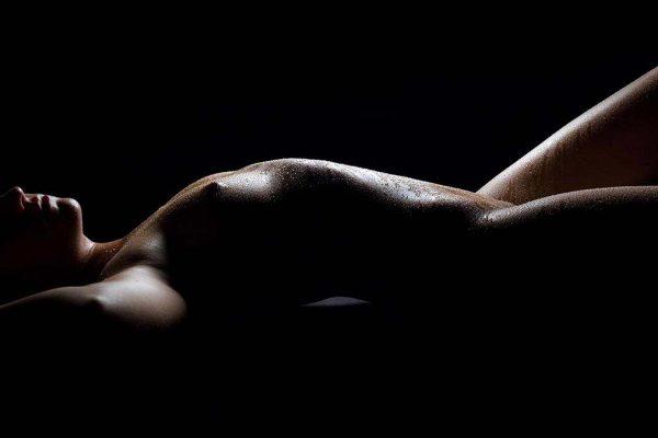 Dani's Nude Bodyscapes