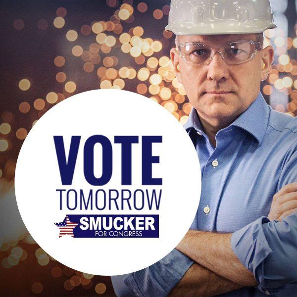 lloyd-smucker-for-congress-vote