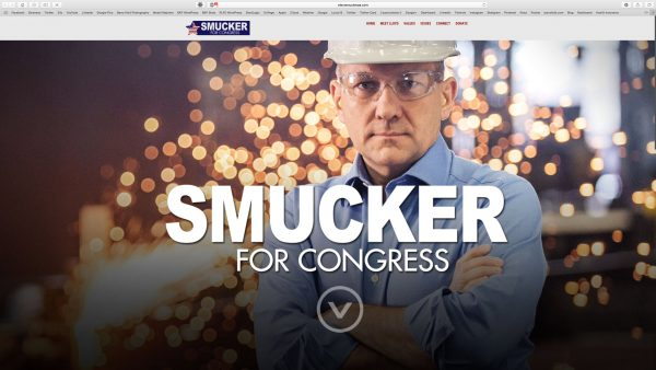 screen-shot-lloyd-smucker-for-congress-website