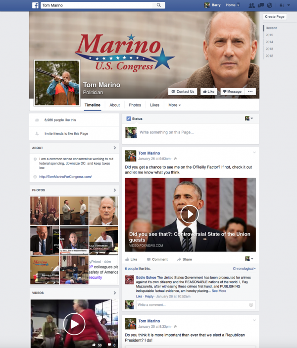 tom-marino-for-congress-facebook-screenshot