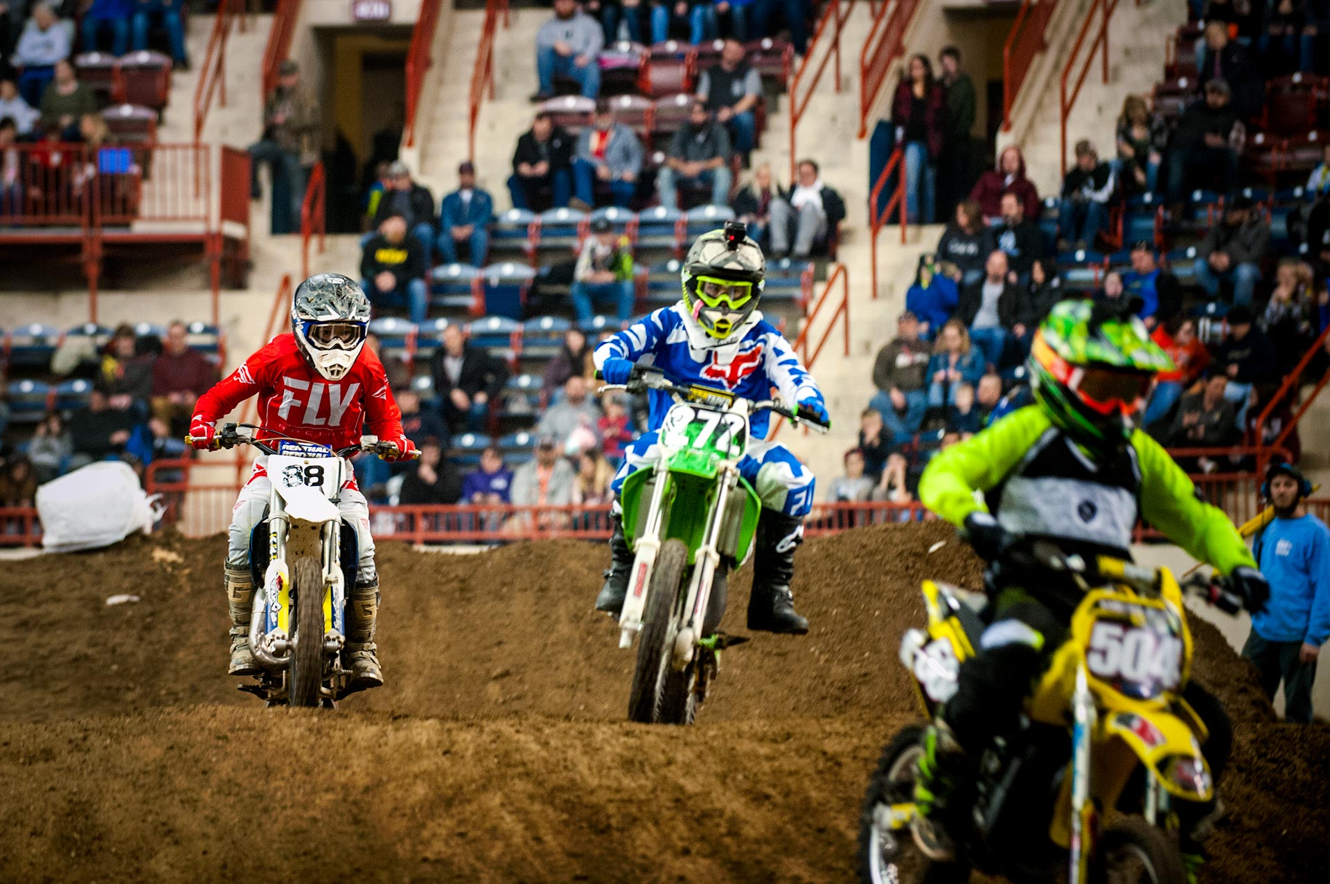 Arenacross, Harrisburg, PA